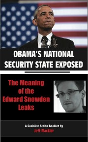 Snowden pamph. cover