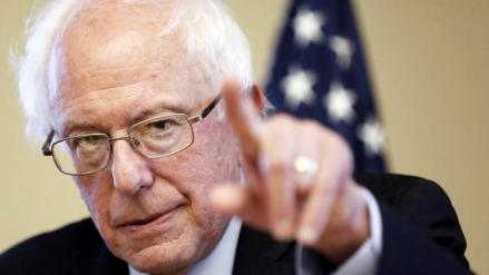 May 2016 Sanders