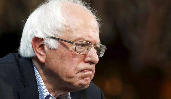 June 2016 Grumpy Bernie