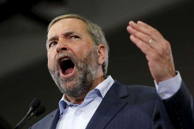 May 2016 Mulcair 2