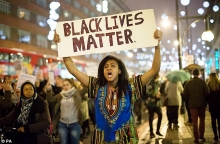 Aug. 2016 Black lives