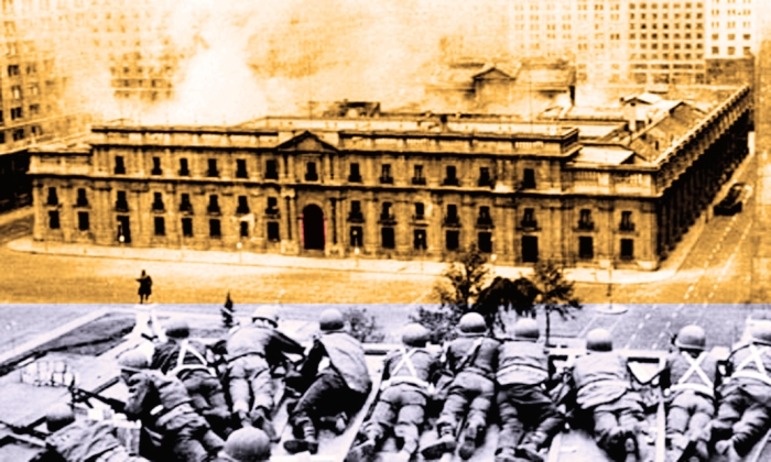 Chile coup 1973