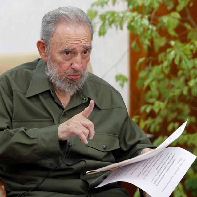 fidel castro an autobiographical essay socialist action fidel 14 alex castro