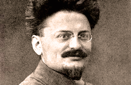 April 2017 Trotsky young