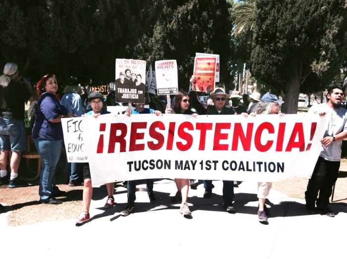 May 2017 Tucson
