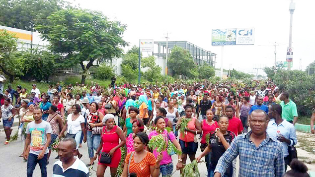 June 2017 Haiti haitiliberte.com