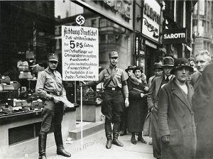 June 2017 Nazis 1933