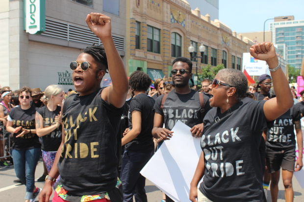 Aug. 2017 Black Pride
