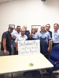 Aug. 2017 Postal workers