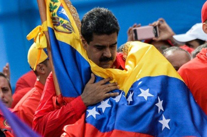 Sept. 2017 Maduro