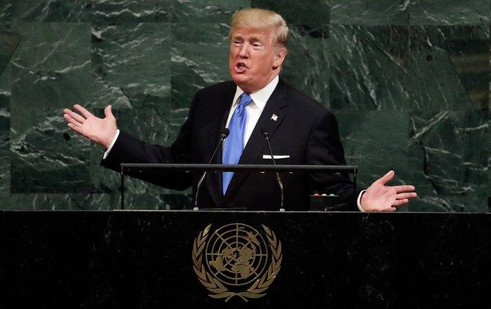 Oct. 2017 Trump UN