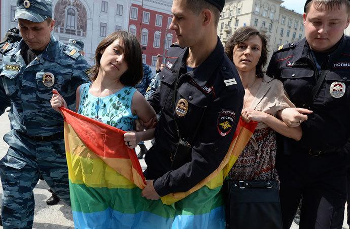 russian gay propaganda human rights watch obama