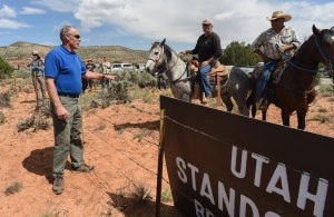 Dec. 2017 Ryan Zinke Bears Ears