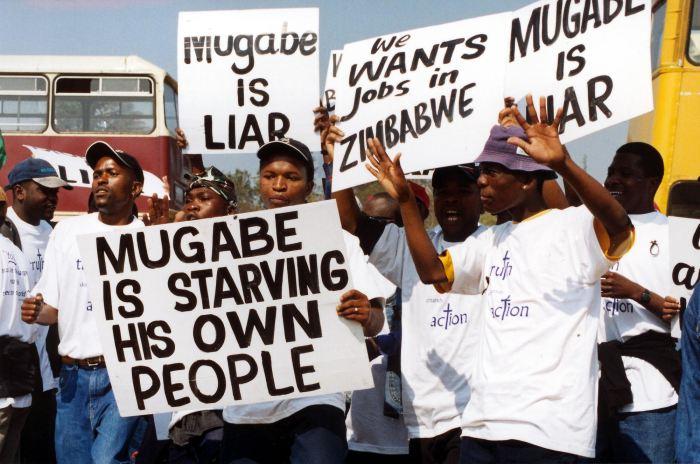 Dec. 2017 Zimbabwe
