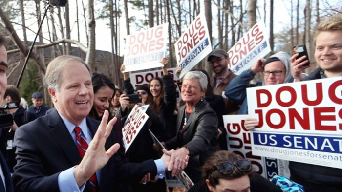Jan. 2018 Doug Jones