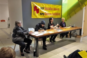 March 2018 NDP Soc. Caucus