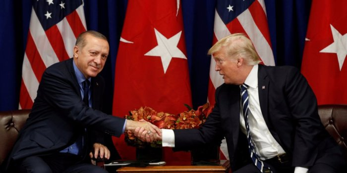 March 2018 Trump Erdogan