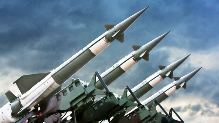 April 2018 Missiles