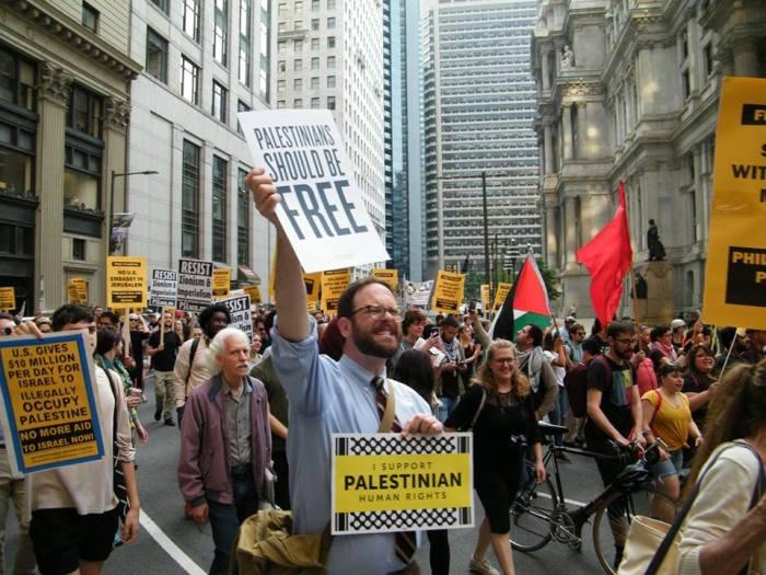 June 2018 Gaza 5:14 Phil. (John)