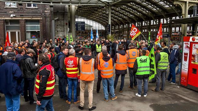 June 2018 France-rail