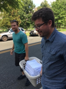 Aug. 2018 Petitions