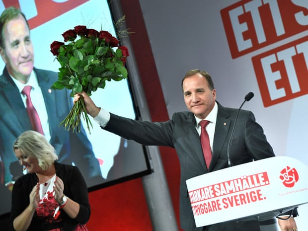 Oct. 2018 Stefan Lofven