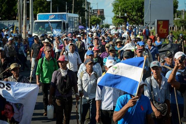 Nov. 2018 Nica canal protest 2017