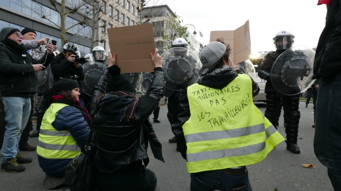 JAN. 2019 YELLOW VESTS (DR)