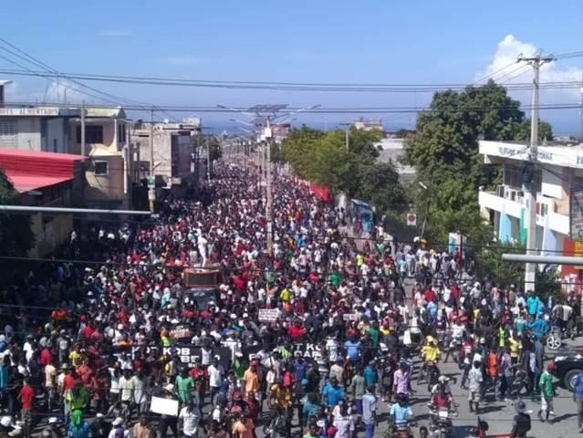 Dec. 2001 Haiti