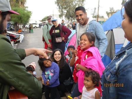 Dec. 2018 Caravan children (Marty)