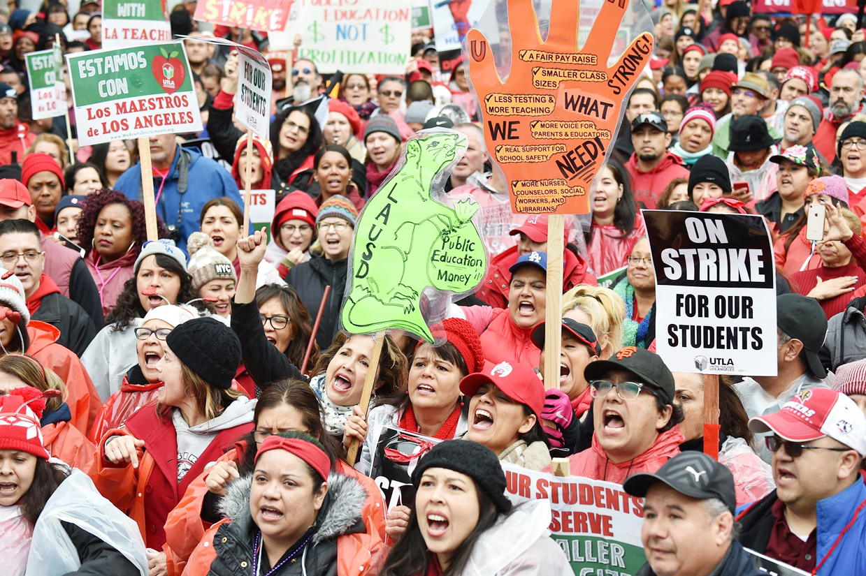 Lausd 2019-16 School Calendar L.A. teachers' strike: Gains, losses, and perspectives | Socialist