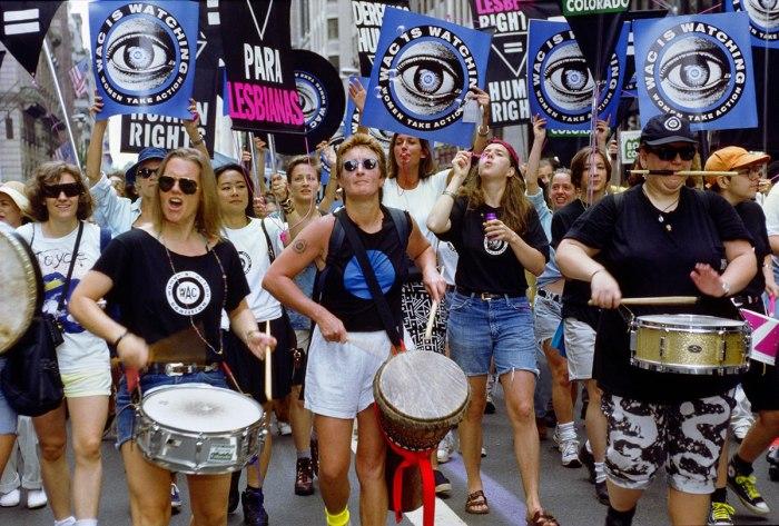 Lesbian Rights = Human Rights
