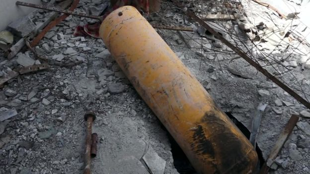 June 2019 gas canister